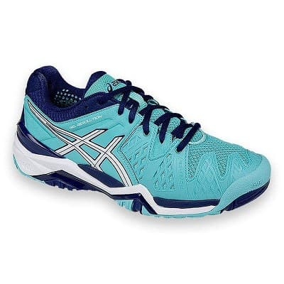 Asics Gel Resolution 6 WIDE Women's Tennis Shoe