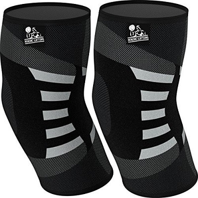 Elbow Compression Sleeves (1 Pair)