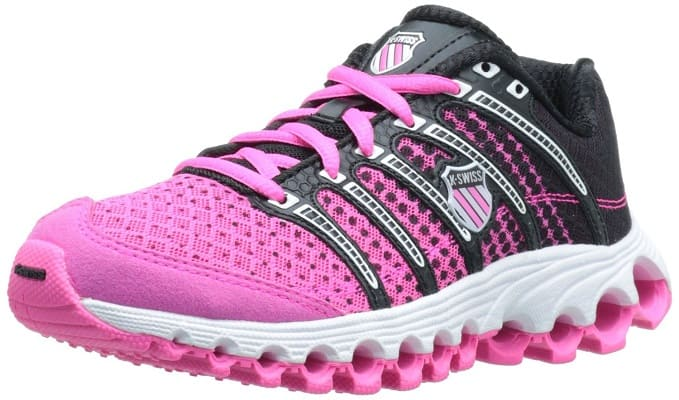 K-Swiss Women's Tubes Run 100 Athletic Shoe